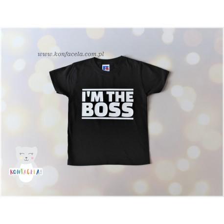 Koszulka I'm the Boss