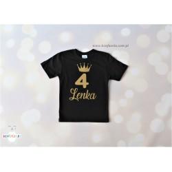 Koszulka na 4 urodziny