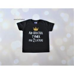 Koszulka Ale gratka + imię