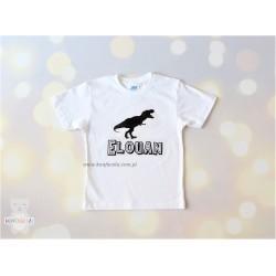 Koszulka Dziewczynka z imieniem Rozmiar 1-2 lata