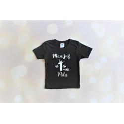 Koszulka Ale szok + imię
