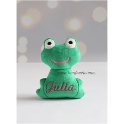 Żabka z imieniem